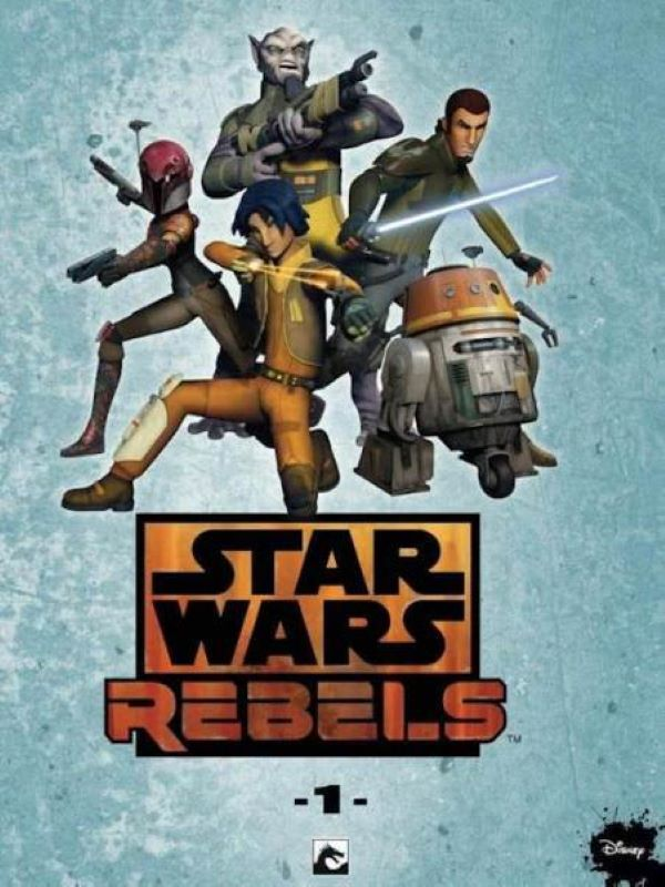 Star Wars - Rebels pakket (3 delen)