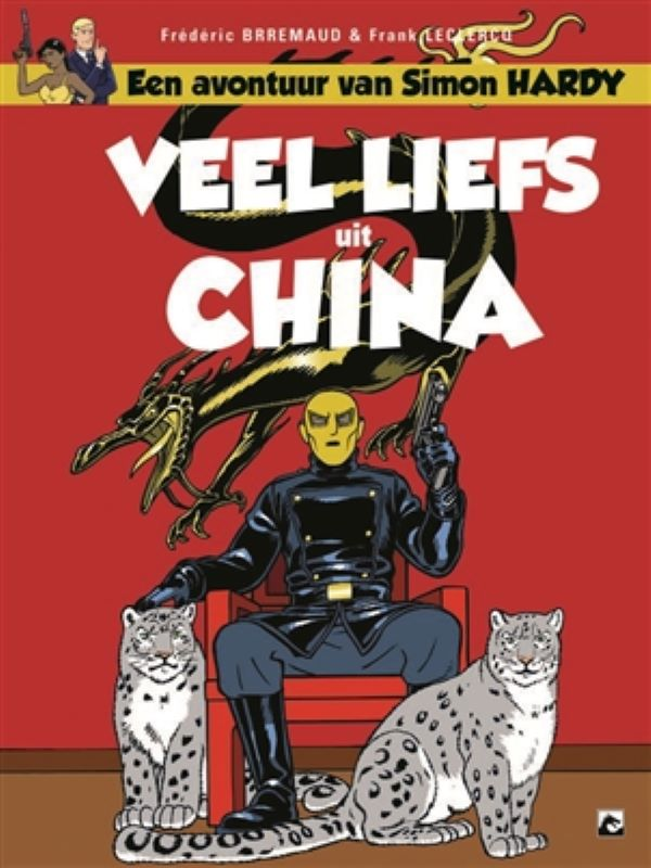 Simon Hardy 3- Liefs uit China