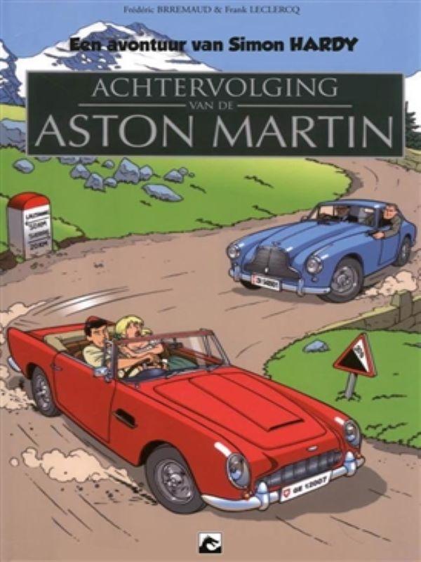 Simon Hardy 4- Achtervolging van de Aston Martin