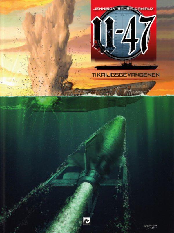 U-47 Deel 11- Krijgsgevangenen