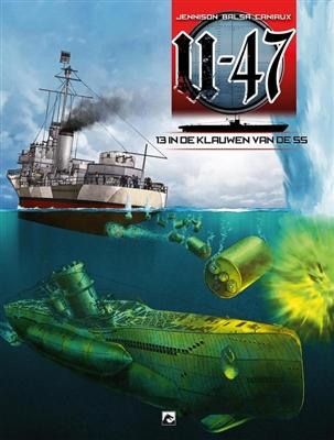 U-47 13- In de klauwen van de ss