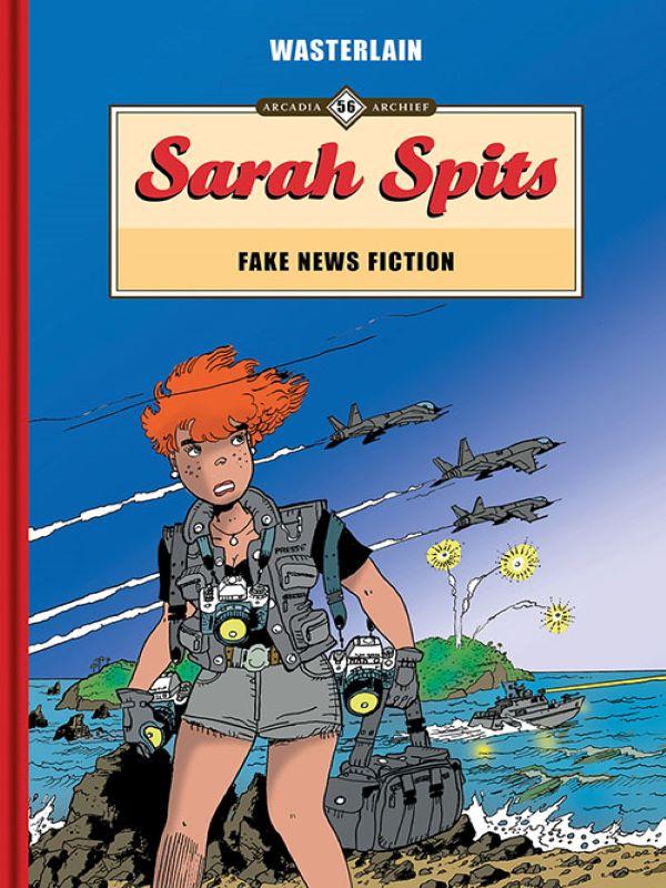 Arcadia archief 56- Sarah Spits: Fake News Fiction