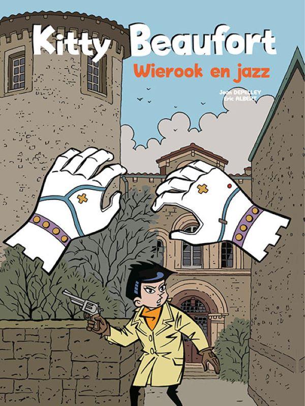 Kitty Beaufort 2- Wierook en jazz