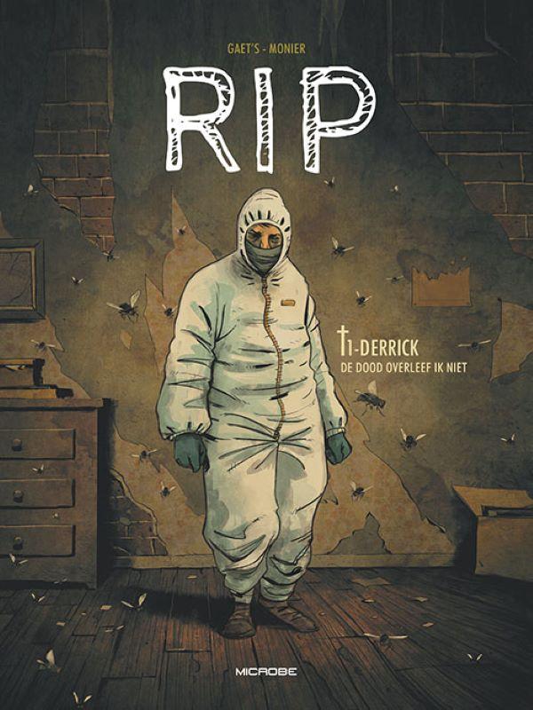 RIP 1- Derrick, de dood overleef ik niet.