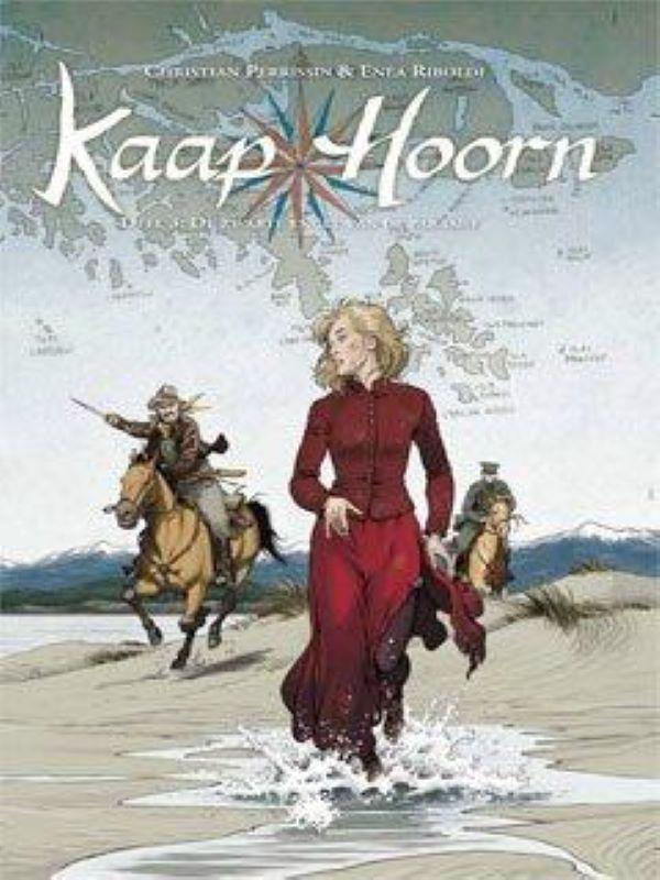 Kaap Hoorn 3- De zwarte engel van de Paramo