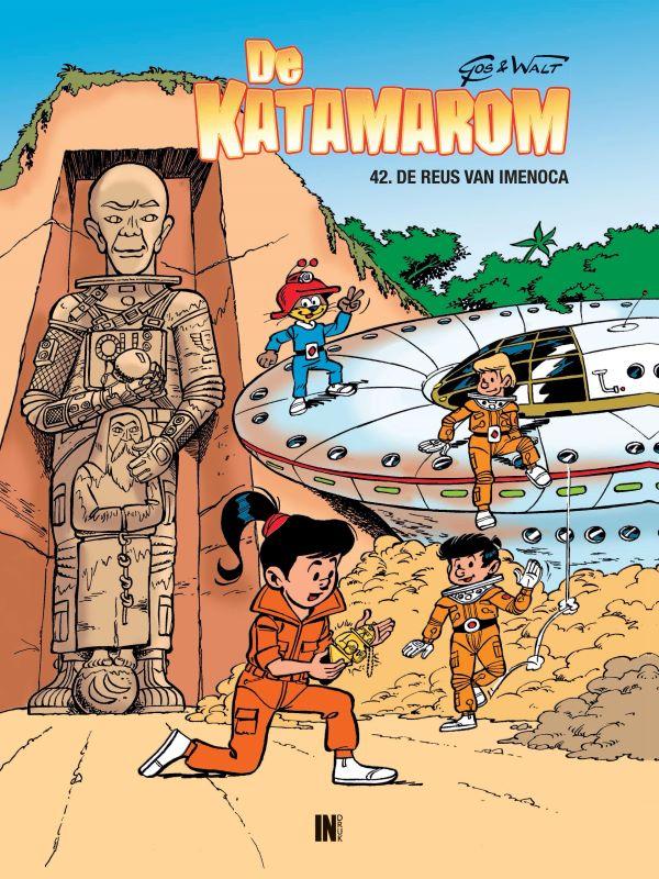 De katamarom 42- De reus van Imenoca