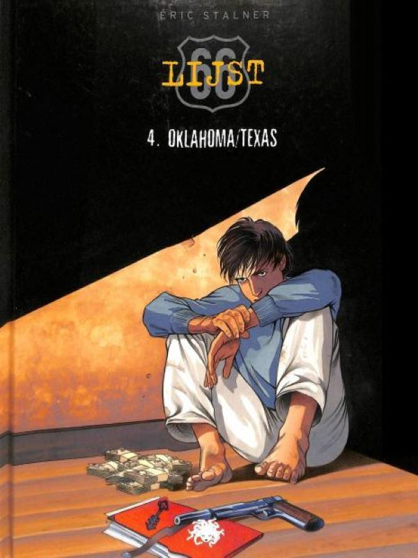 Lijst 66 4- Oklahoma Texas