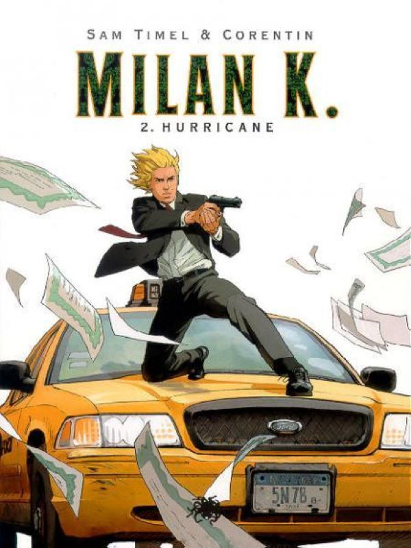 Milan K 2- Hurricane