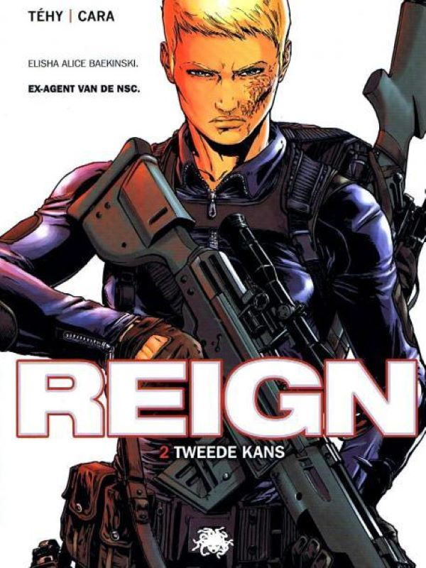 Reign 2- Tweede kans