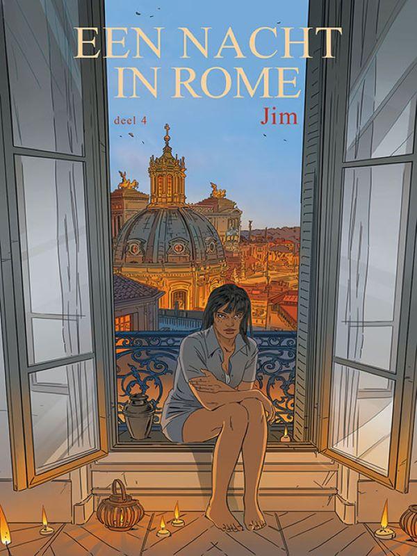 Een nacht in Rome 4 - HC