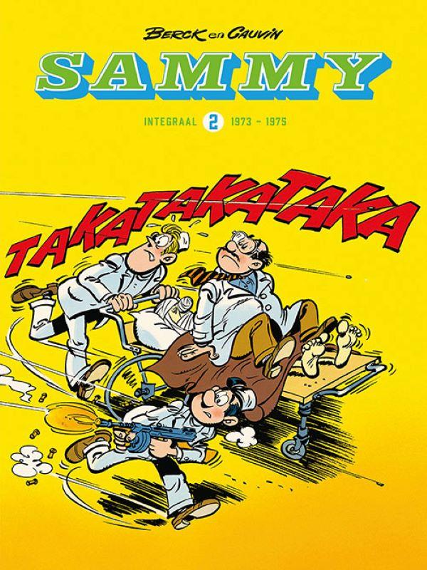 Sammy integraal 2: 1973 - 1975