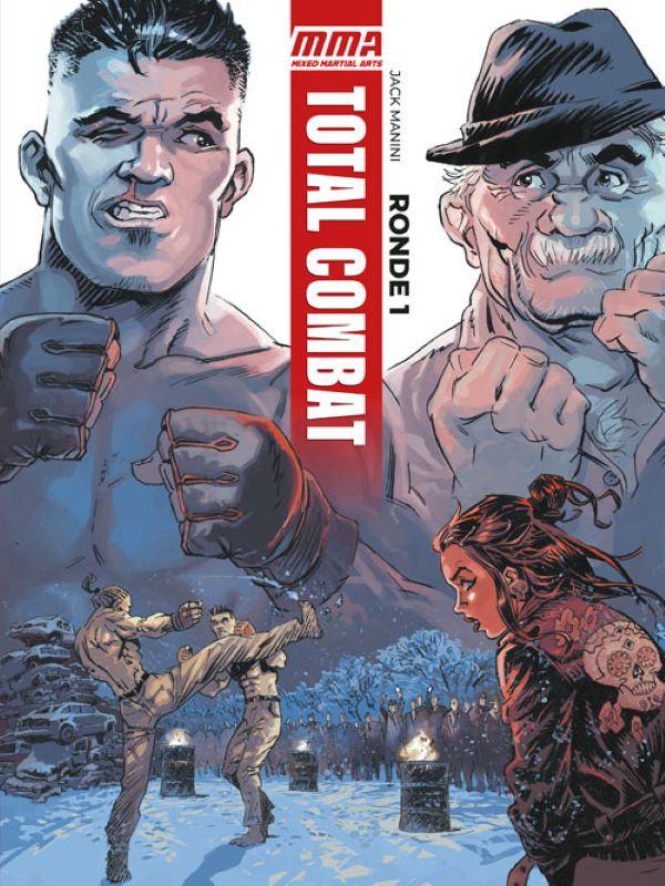 Total Combat 1: Ronde 1