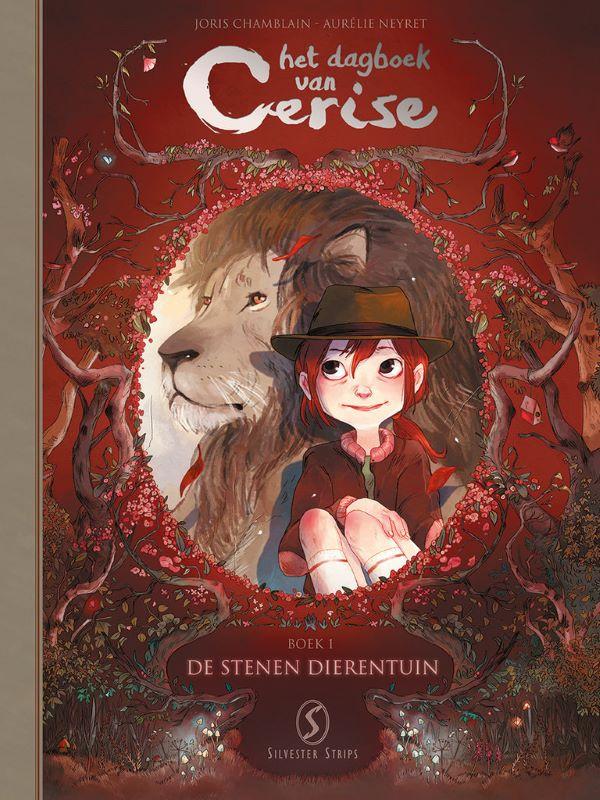 Het dagboek van Cerise 1- De stenen dierentuin