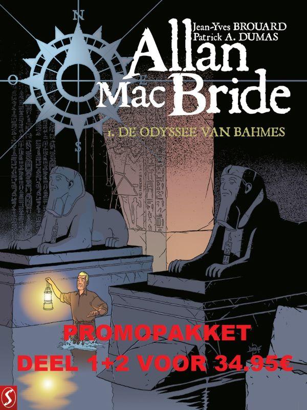 Allan Mac Bride 1&2- promopakket