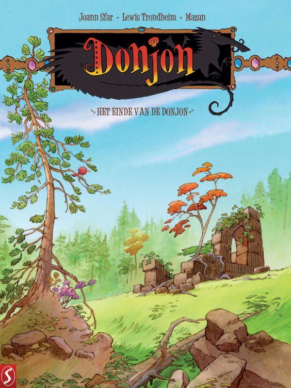Donjon Avondschemer 111 – Het einde van de Donjon