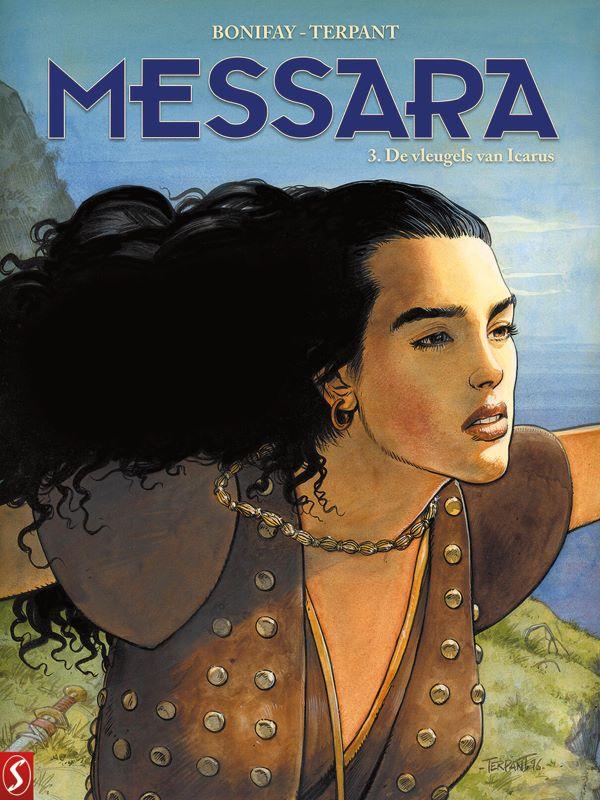 Messara 3- De vleugels van Icarus