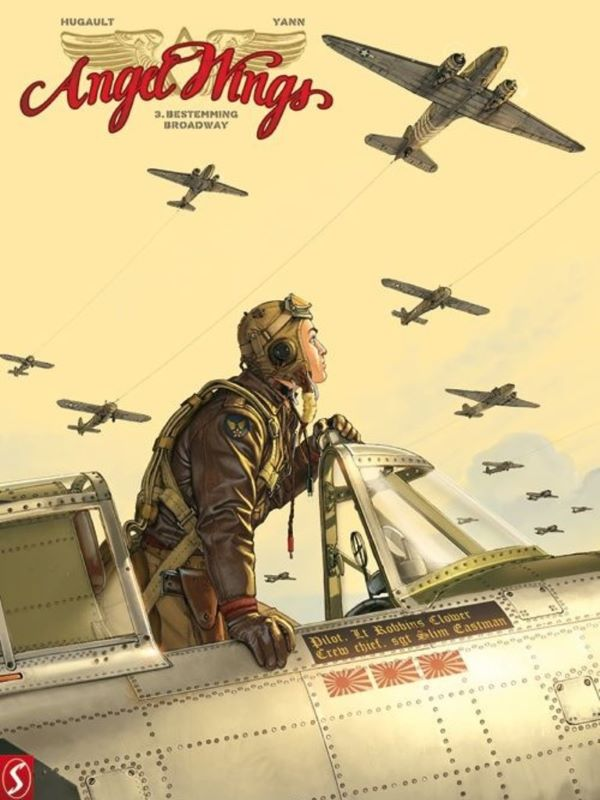 Angel Wings 3- Bestemming Broadway