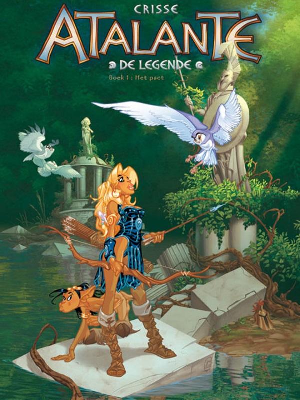 Atalante, de legende 1- Het pact