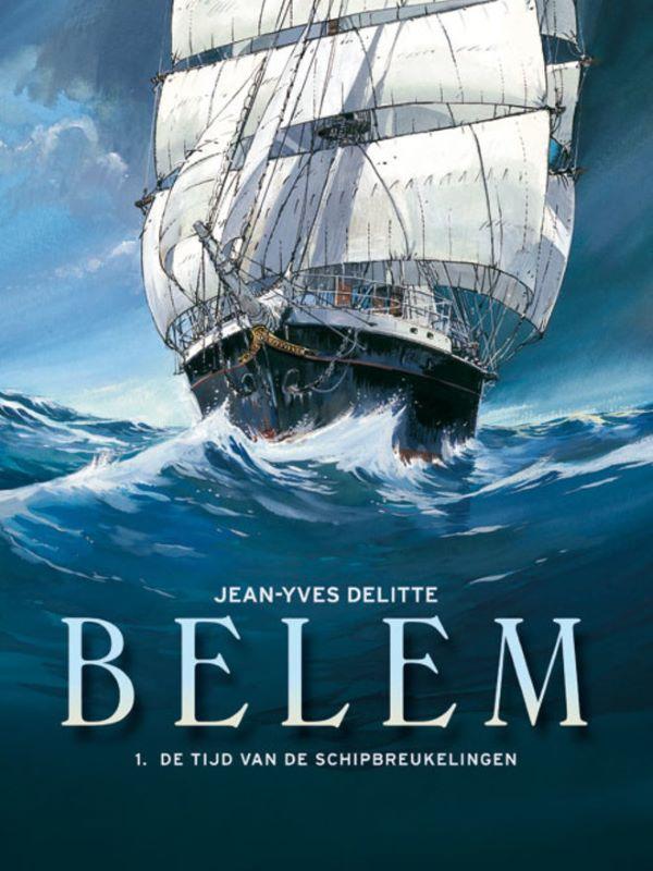 Belhem 1- De tijd van de schipbreukelingen