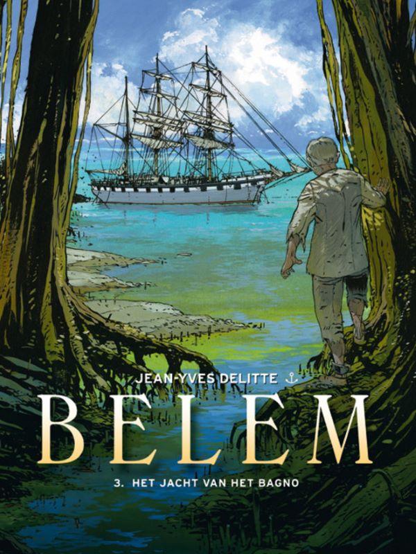 Belhem 3- Het jacht van het Bagno