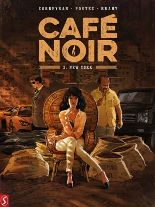 Café noir 3- New York