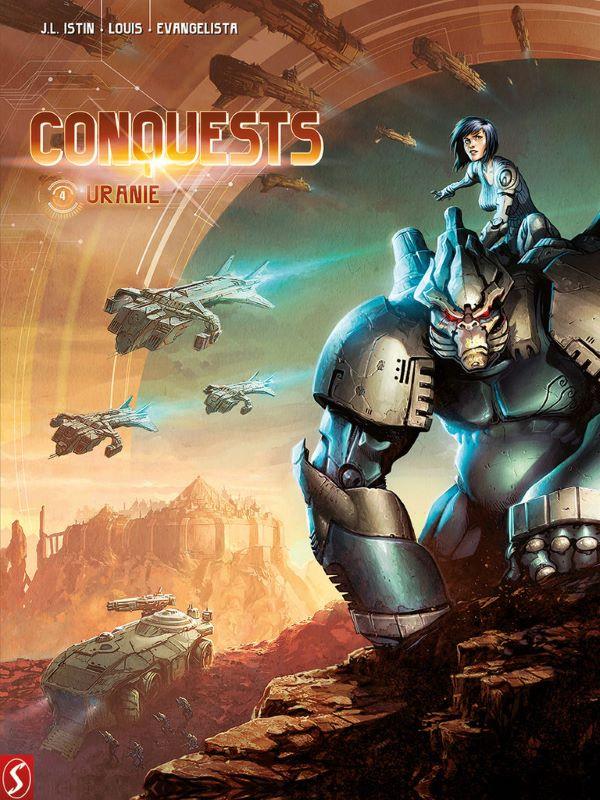 Conquests 4- Uranië