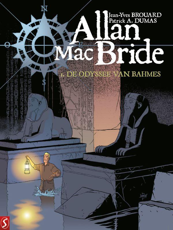 Alan Mac Bride 2- De geheimen van Walpi