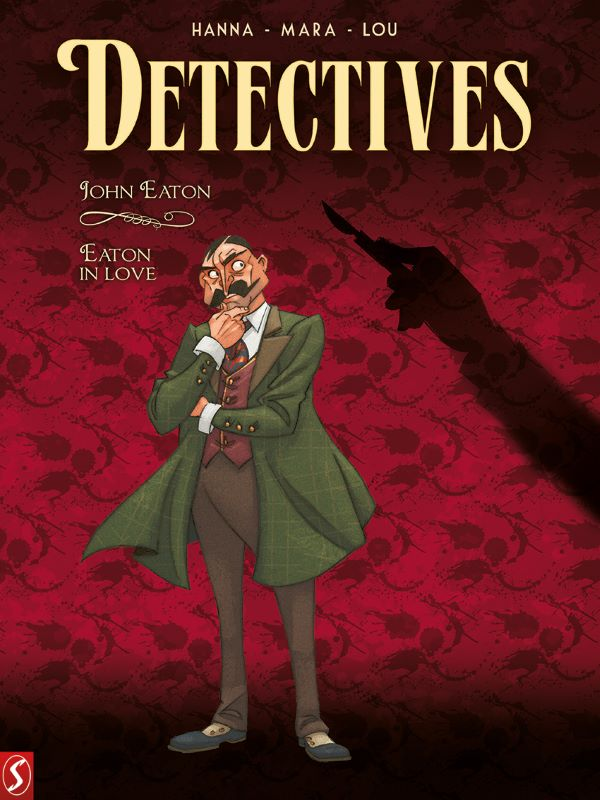 Detectives 6- John Eaton – Eaton in Love