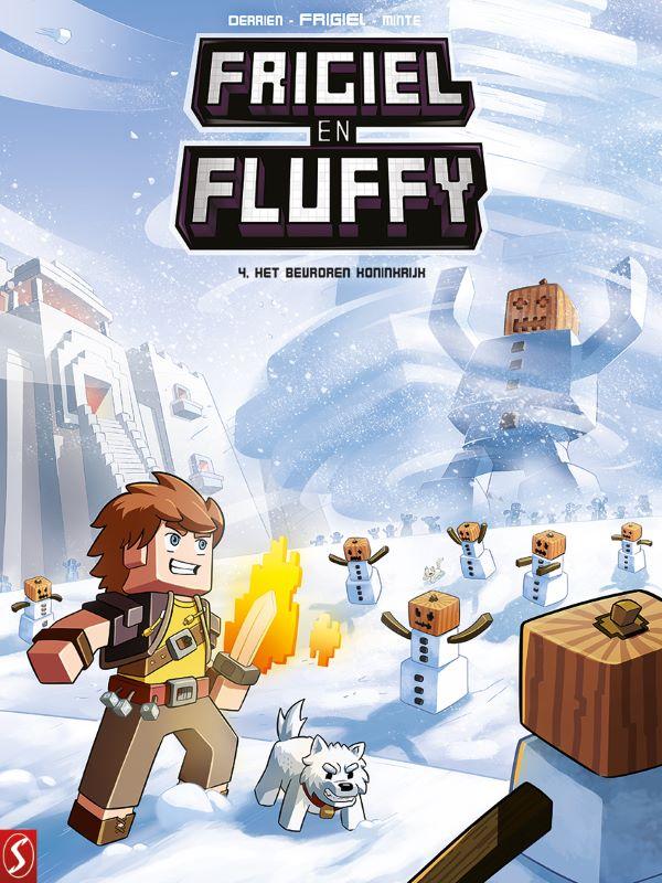 Frigiel en Fluffy deel 4 – Het bevroren koninkrijk