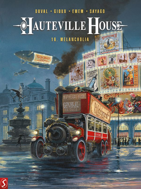 Hauteville house 16- Melancholia