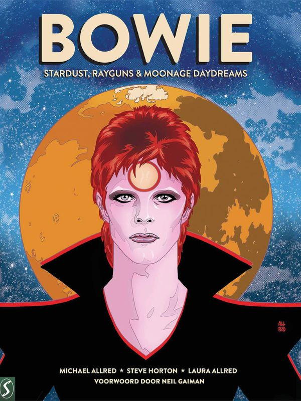 Bowie- Stardust, Rayguns & Moonage Daydreams