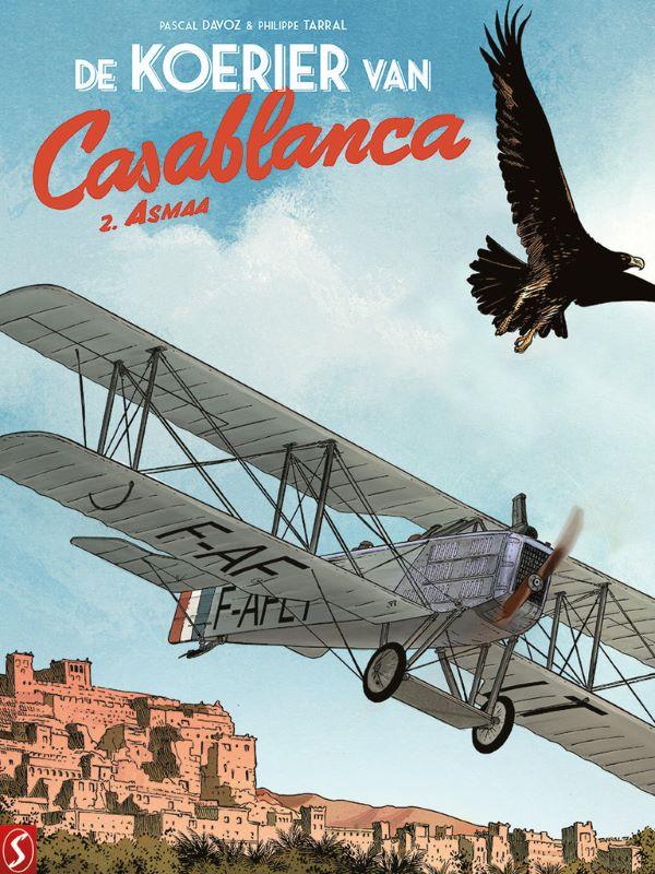 De koerier van Casablanca 2- Asmaa