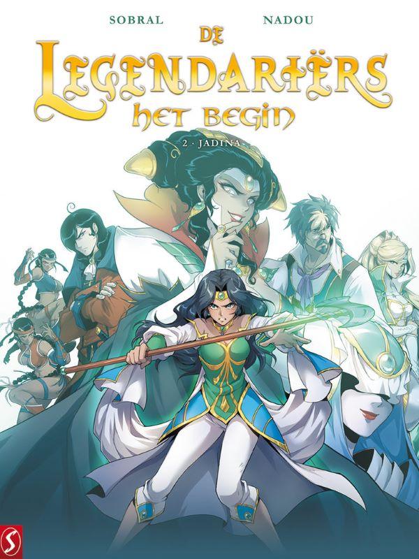 De Legendariërs, Het begin 2- Jadina