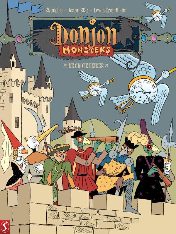 Donjon Monsters 11 – De grote leider
