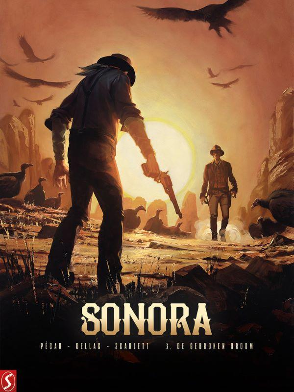 Sonora 3- De gebroken droom