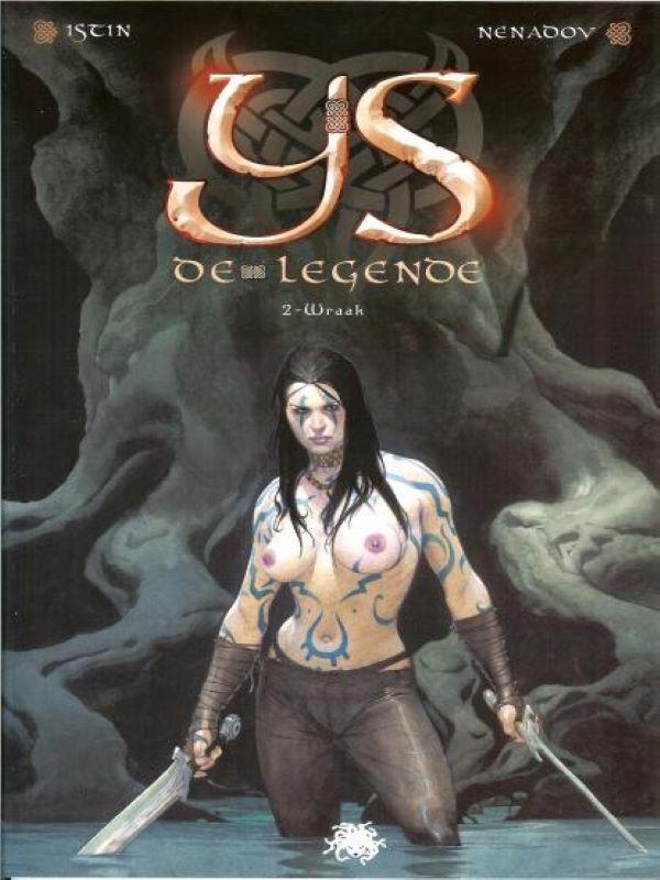 Ys, de legende 2- Wraak