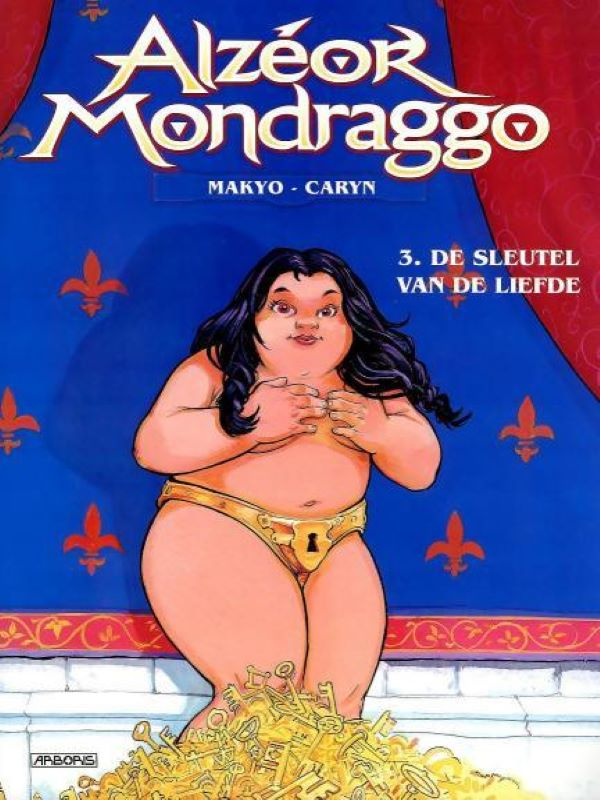 Alzeor Mondraggo 3- De sleutel van de liefde