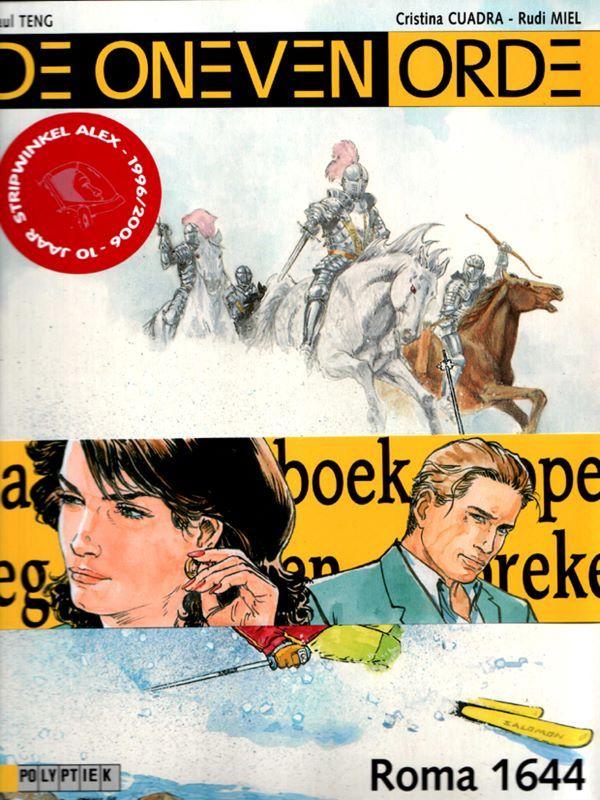 Album met wikkel - De Onevenorde