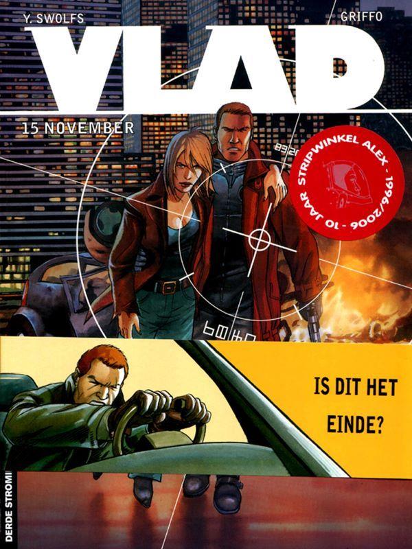 Album met wikkel - Vlad