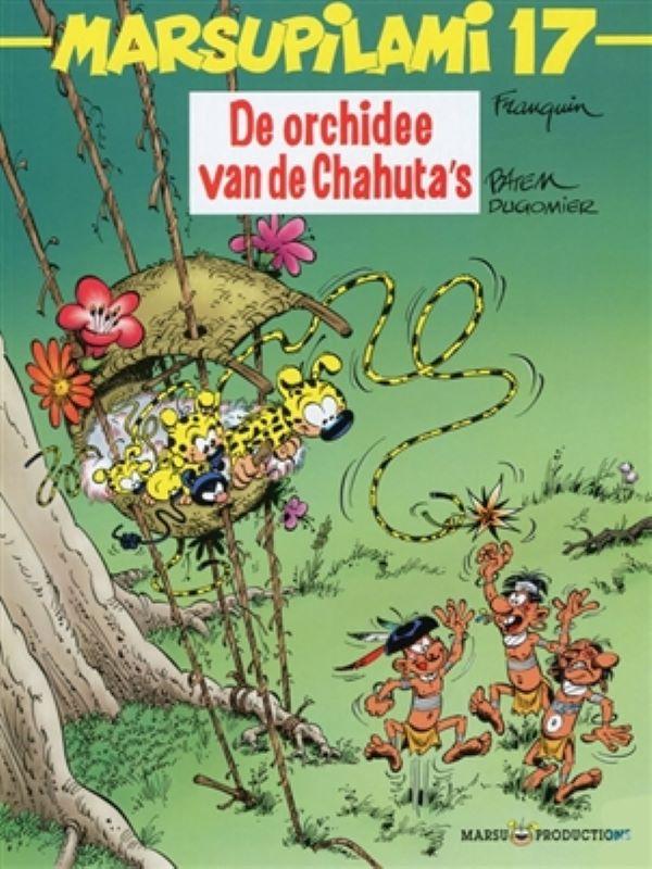 Marsupilami 17- De orchidee van de chahuta's