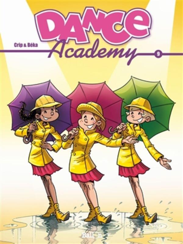 Dance Academy deel 9