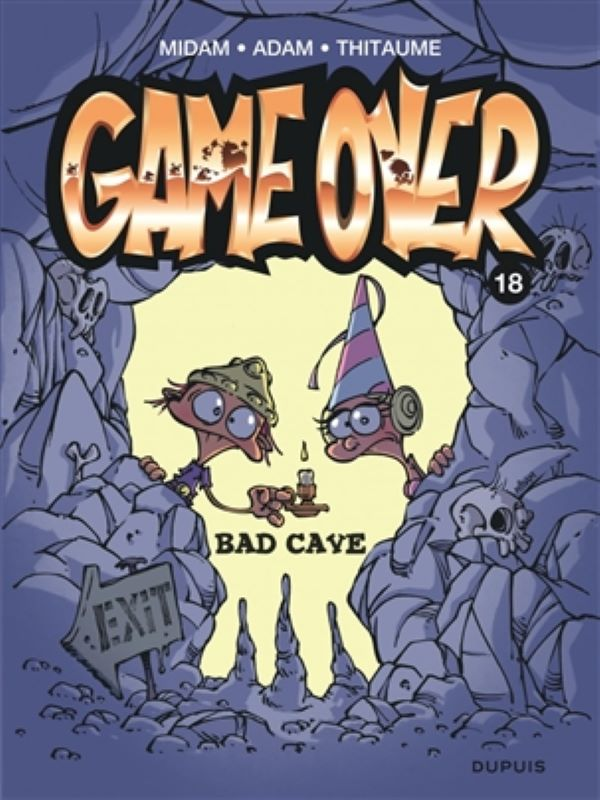 Game over 18- Blork raider