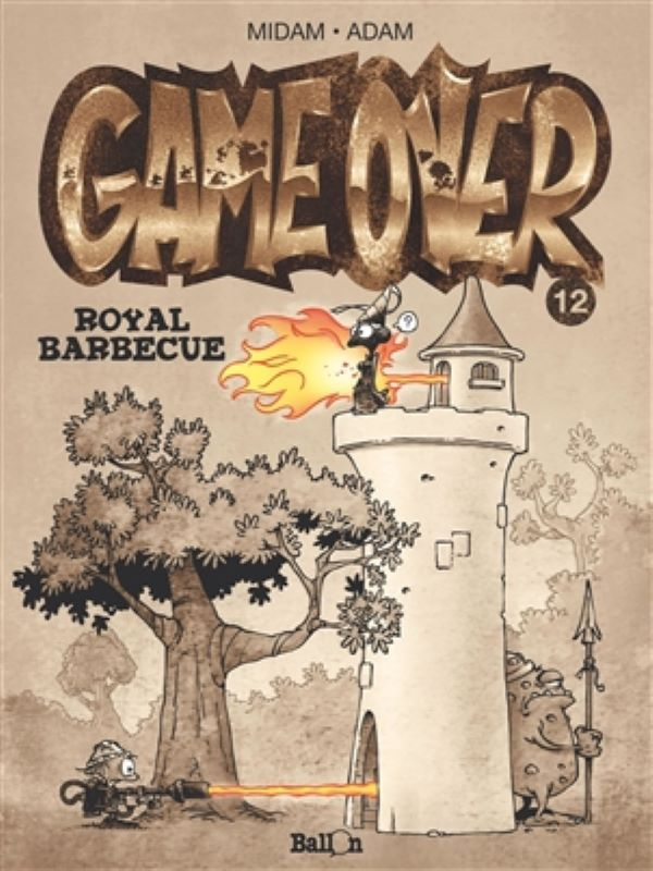 Game over 12- Royal barbeque