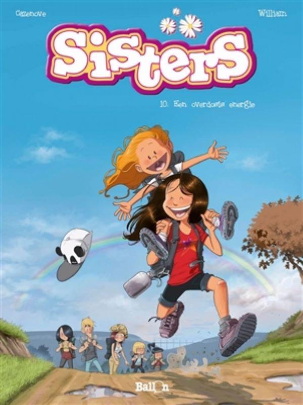 Sisters 10- Een overdosis energie