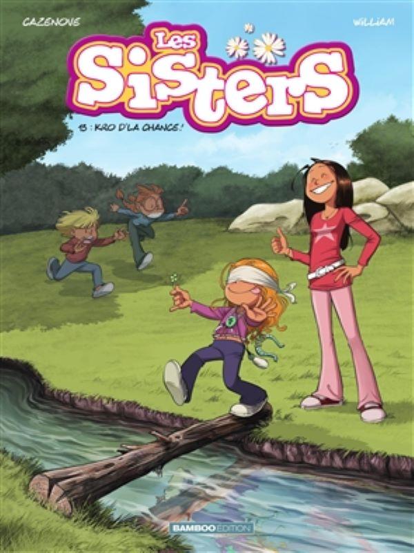 Sisters 13- Zot veel geluk