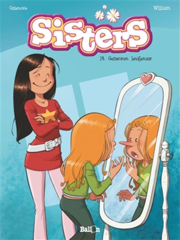 Sisters 14- Gezworen leugenaar