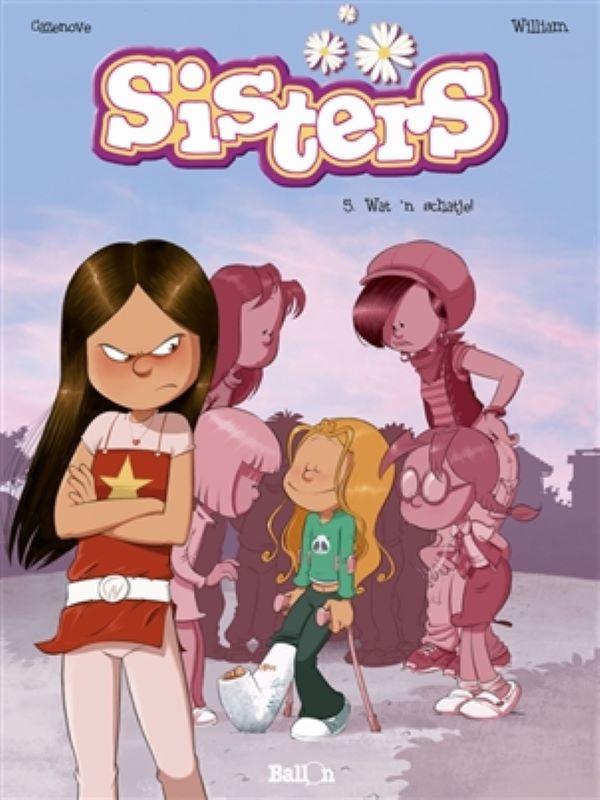 Sisters 5- Wat 'n schatje!