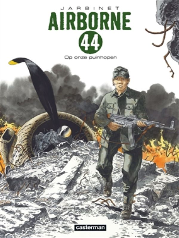 Airborne 44 deel 8 - Op onze puinhopen