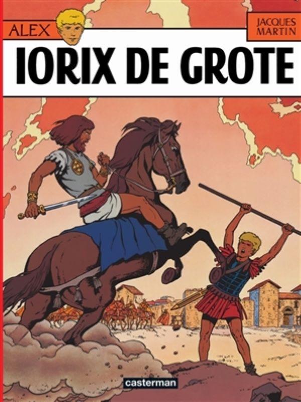 Alex 10- Iorix de grote
