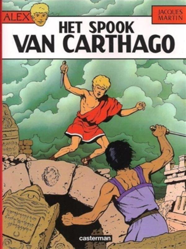 Alex 13- Het spook van Carthago